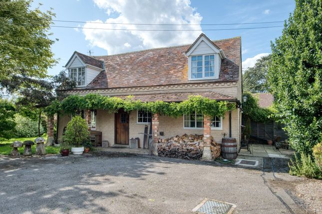 Thumbnail Cottage for sale in Badsey Fields Lane, Badsey, Evesham, Worcestershire