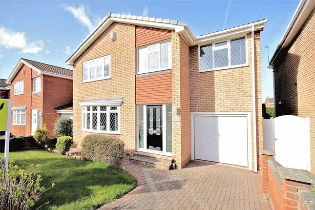 Thumbnail Detached house for sale in Hillside Close, New Marske, Redcar