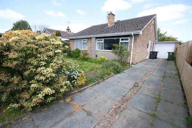 Thumbnail Detached bungalow for sale in Dukes Way, Formby, Liverpool