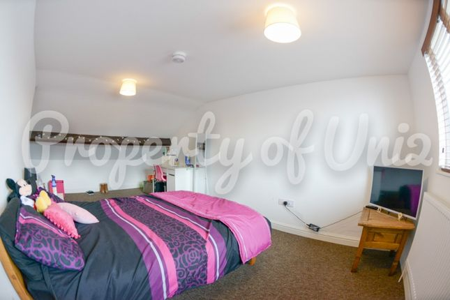 Thumbnail Terraced house to rent in Watkin Street, City Centre, Nottingham