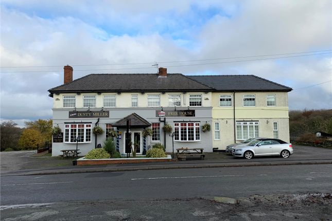 Thumbnail Leisure/hospitality to let in Dusty Miller, Sheffield Road, Barlborough, Chesterfield, Derbyshire