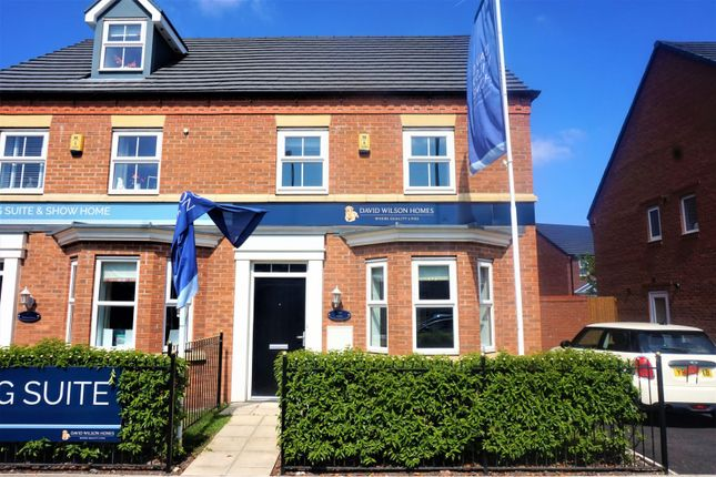 Thumbnail Semi-detached house for sale in Westminster Road, Liverpool