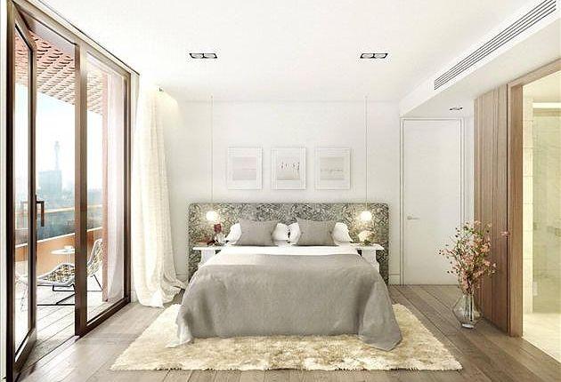 Bedroom 1 of Tapestry Building, Kings Cross, London N1C
