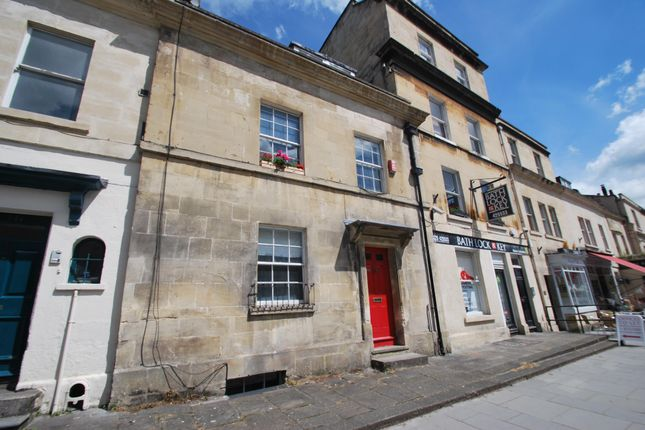 Thumbnail Property to rent in Claverton Buildings, Bath