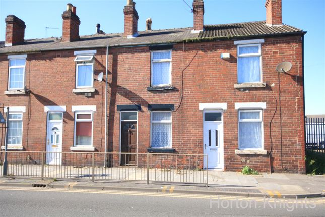 Front of Church Way, Wheatley, Doncaster DN1