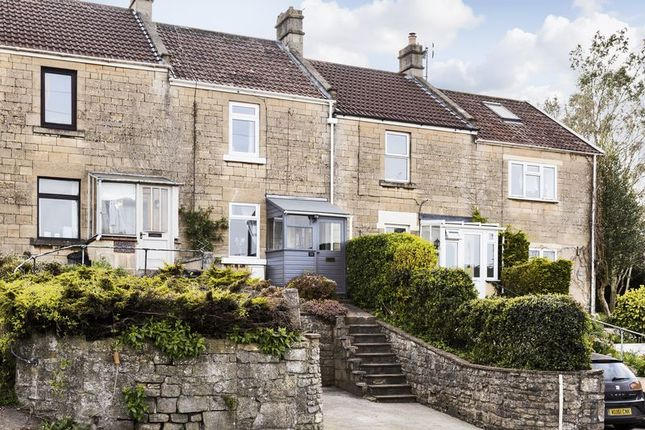 Thumbnail Terraced house for sale in Rush Hill, Bath