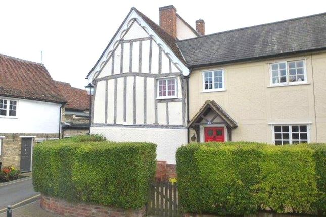 Thumbnail Cottage for sale in Kings Walk, Upper King Street, Royston