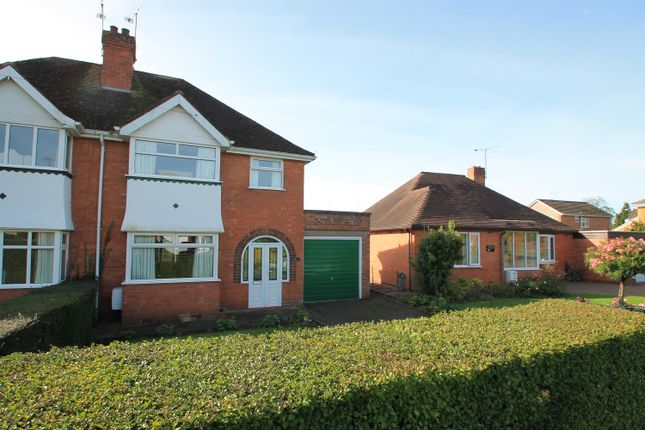 Thumbnail Semi-detached house for sale in Seggs Lane, Alcester