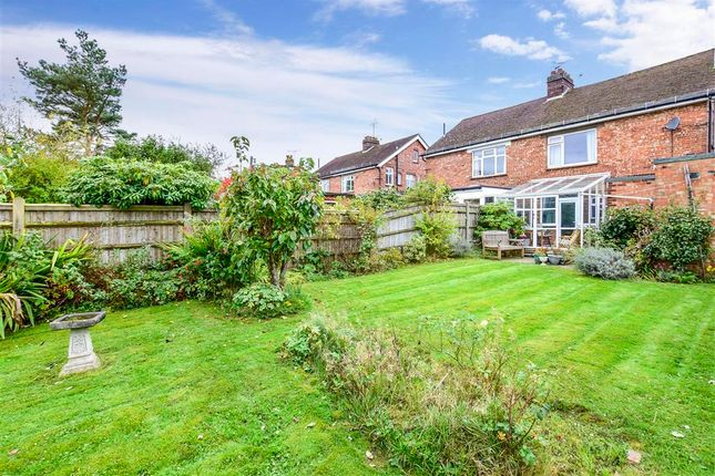 Thumbnail Semi-detached house for sale in Riddlesdale Avenue, Tunbridge Wells, Kent