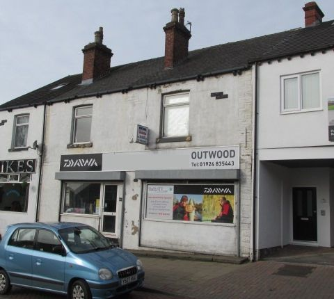 Thumbnail Retail premises for sale in Leeds Road, Outwood