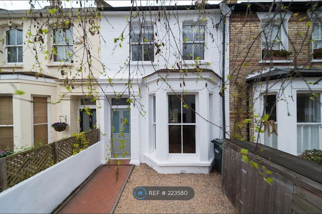 Thumbnail Terraced house to rent in Chiswick Road, London