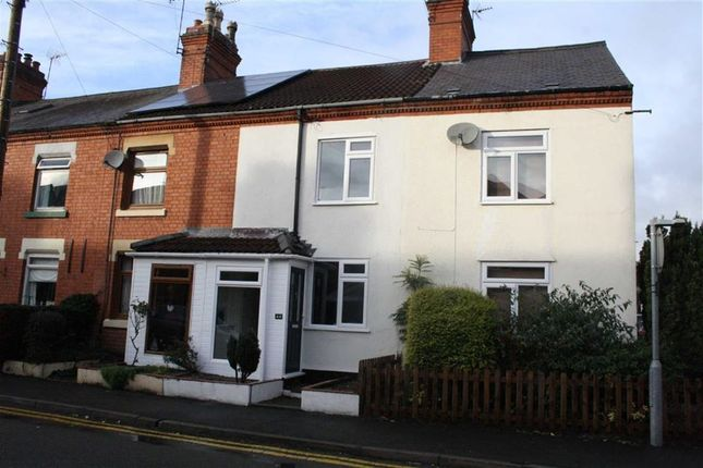 Thumbnail Terraced house for sale in Barwell Road, Kirby Muxloe, Leicester