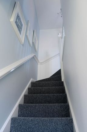 Staircase of Winding House Drive, Hednesford, Cannock WS12