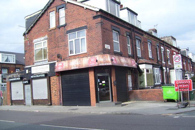 Thumbnail Retail premises for sale in Harehills Lane, Leeds