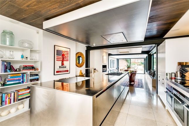 Thumbnail End terrace house for sale in St. Michael's Road, London