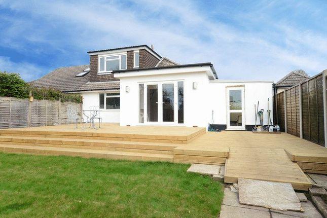 Thumbnail Detached bungalow for sale in Dales Drive, Wimborne