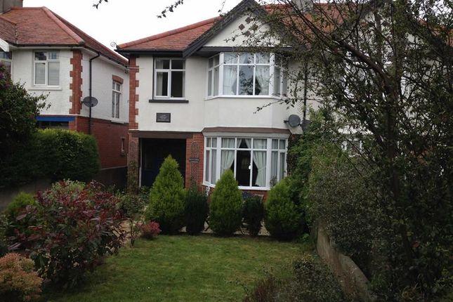 3 bed property for sale in Rheidol Road, Aberystwyth, Ceredigion