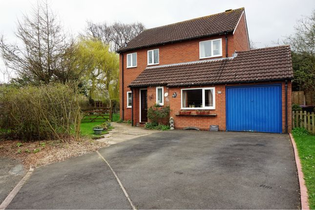 Thumbnail Detached house for sale in Hopkins Heath, Telford