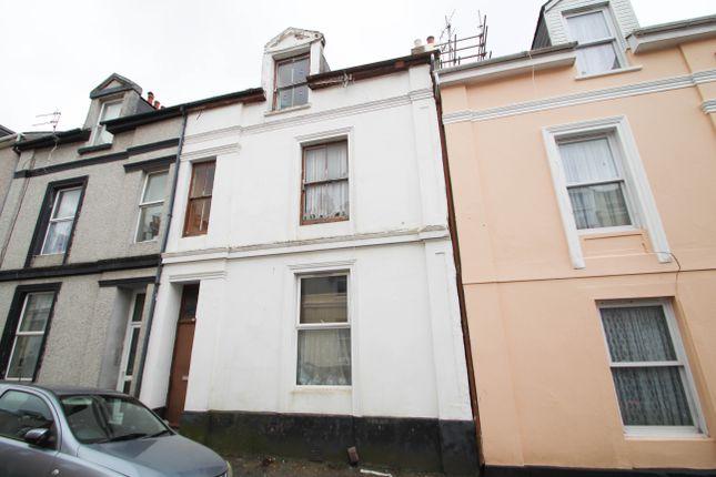 Terraced house for sale in Wolsdon Street, Plymouth