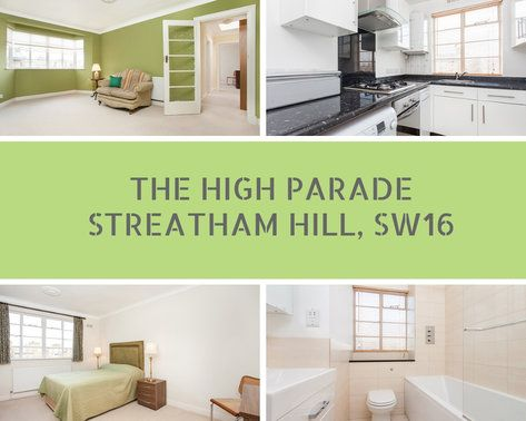 Thumbnail Flat for sale in The High, Streatham High Road, London