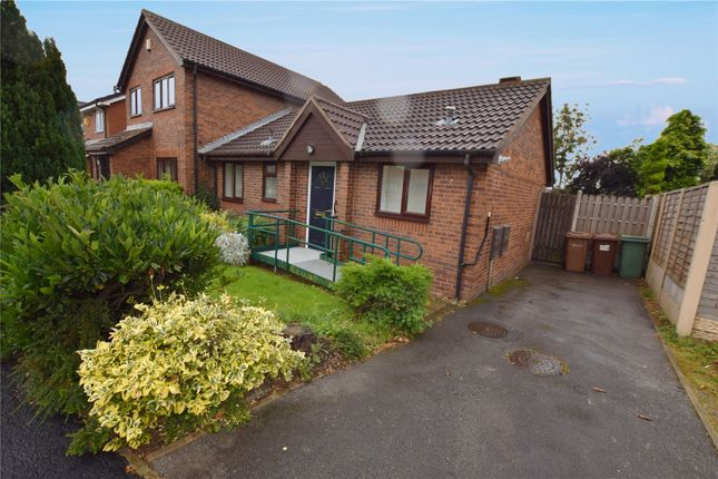 2 bed bungalow to rent in Eaton Square, Middleton, Leeds LS10