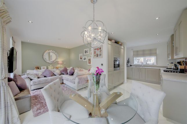Thumbnail Detached house for sale in Hastings Drive, Shiremoor, Newcastle Upon Tyne
