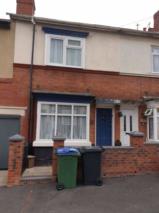 Thumbnail Terraced house to rent in Vince Street, Bearwood, Smethwick