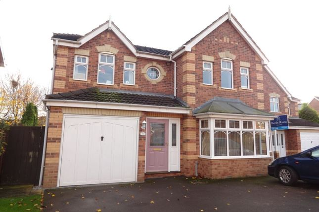 Thumbnail Detached house to rent in Muirfield Drive, Wakefield
