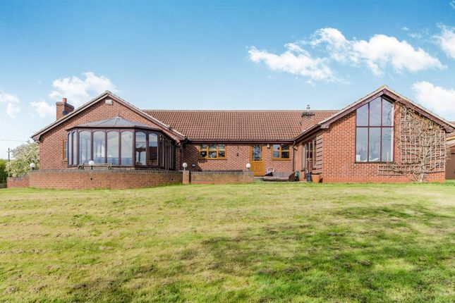 Thumbnail Detached bungalow for sale in Ludwell Hill, Barnburgh, Doncaster