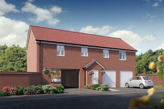 """Thumbnail Property for sale in """"The Coach House"""" at Hill Barton Road, Pinhoe, Exeter"""