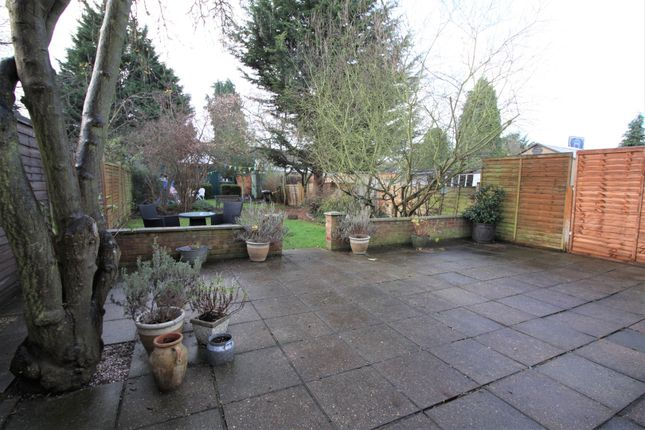Garden of Larmans Road, Enfield EN3
