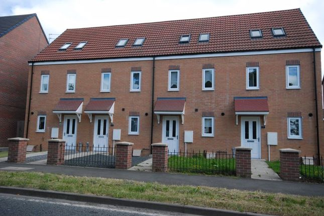 3 bed terraced house to rent in Wingate Way, Ashington NE63
