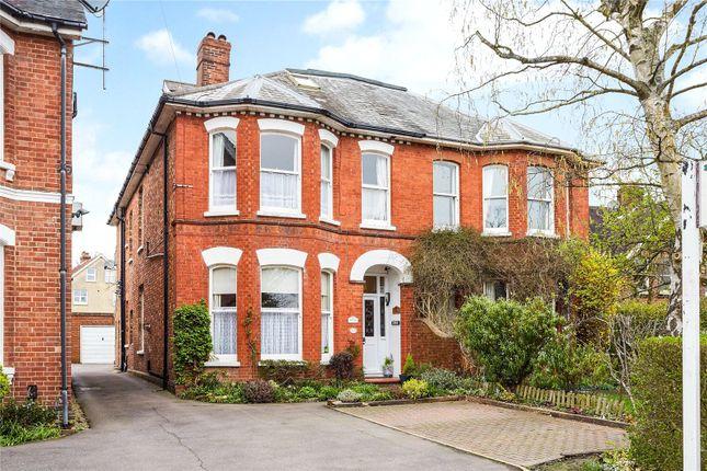 Thumbnail Semi-detached house for sale in Upper Grosvenor Road, Tunbridge Wells, Kent