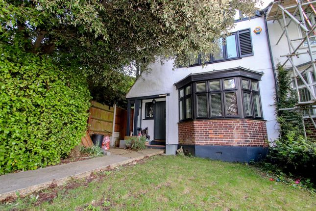 Thumbnail Property for sale in Hadleigh Road, Leigh-On-Sea