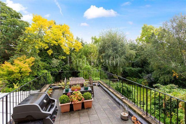 Thumbnail Flat to rent in Downside Crescent, Belsize Park, London