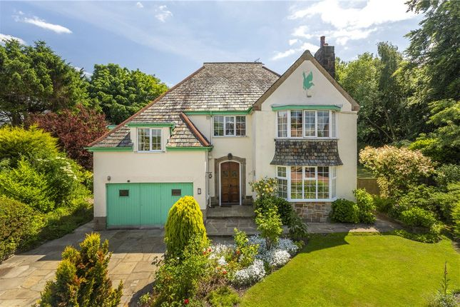 Thumbnail Detached house for sale in Ancaster View, Weetwood, Leeds