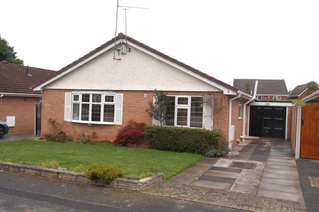 Thumbnail Bungalow for sale in Glentree Close, Wirral, Merseyside