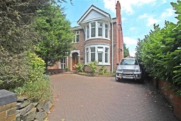 Thumbnail Semi-detached house for sale in Holyhead Road, Coventry