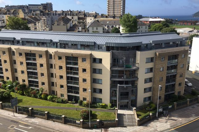 Thumbnail Flat for sale in Wesley Court, 1 Millbay Road, Plymouth