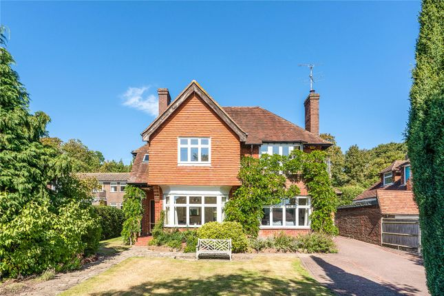 Thumbnail Detached house for sale in South Bank, Hassocks