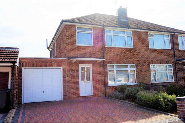 Thumbnail Semi-detached house to rent in Beech Way, Basingstoke