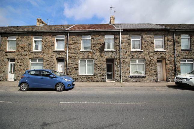 Thumbnail Terraced house for sale in Robert Street, Ynysybwl, Pontypridd