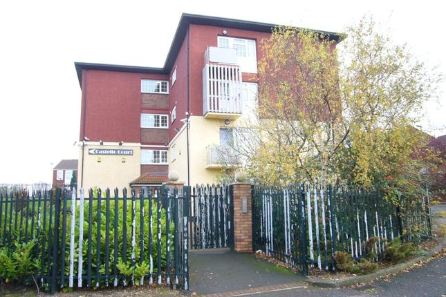 Thumbnail Flat to rent in Tarquin Close, Coventry