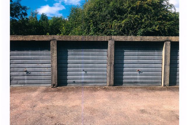 Garage of Ashdown Drive, Walton, Chesterfield S40