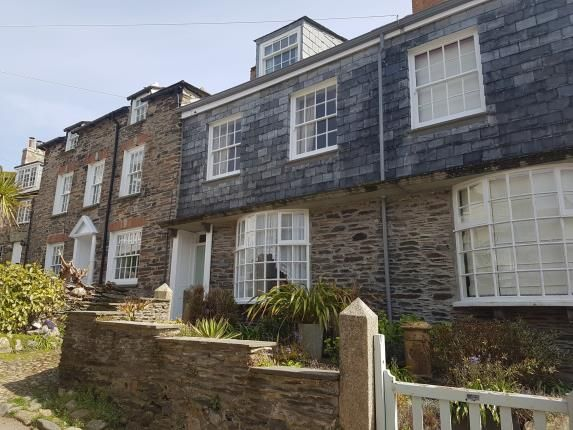 Thumbnail Terraced house for sale in Port Isaac, Cornwall