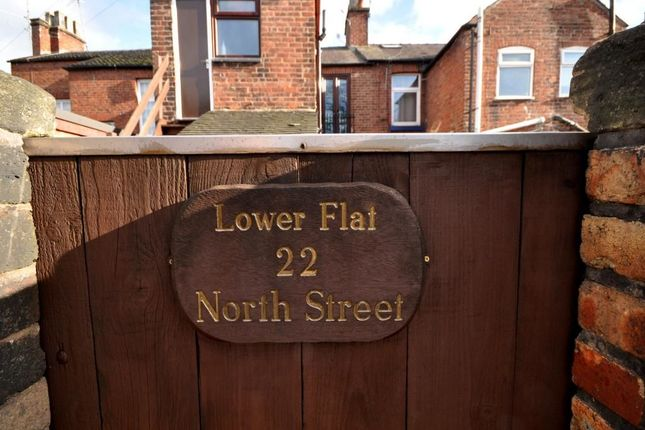 Thumbnail Flat for sale in North Street, Congleton