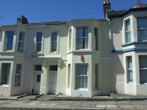 4 bed terraced house for sale in Plymouth, Devon