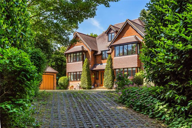 Thumbnail Detached house for sale in Hockering Estate, Surrey