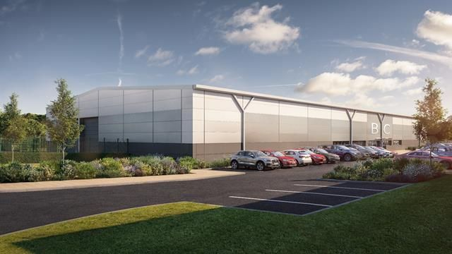 Thumbnail Light industrial to let in Unit C, Infinity Park, Blue Sky Way, Hebburn, Tyne And Wear