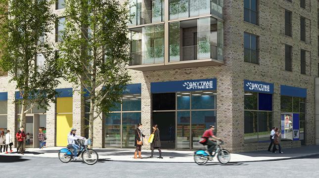 Thumbnail Retail premises for sale in Liberty Bridge Road, Stratford